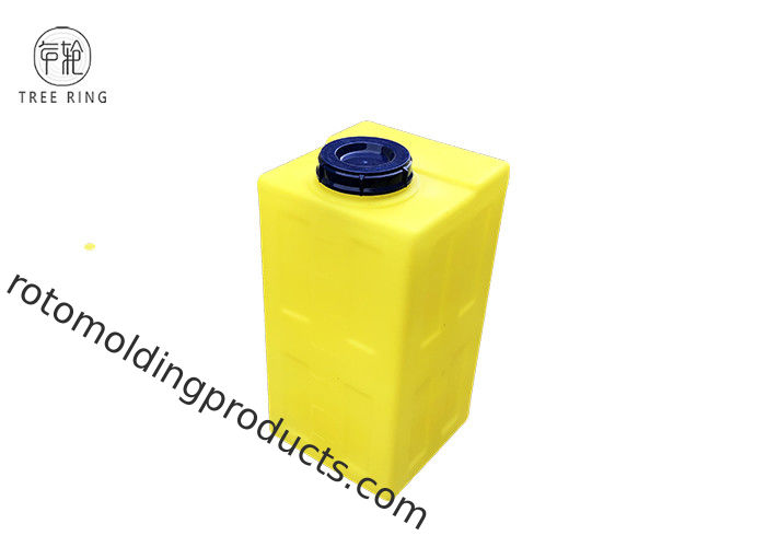 80 Litre RotomoldingTower Plastic Water Storage Tanks For Valeting Window Cleaning